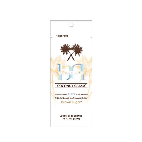 Brown Sugar Double Dark Coconut Cream 22ml Black Bronzer
