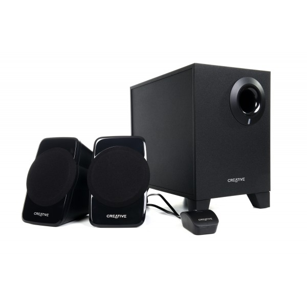 Creative Sunbed speaker set 2+1