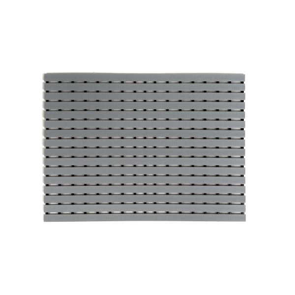 Long durability floor mat - grey