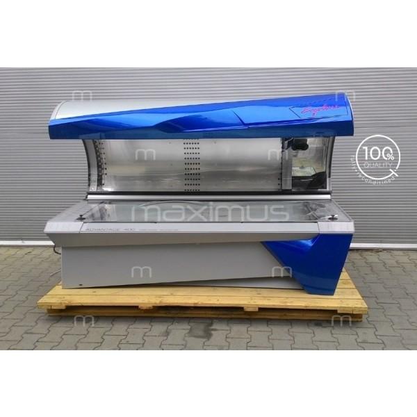 Sunbed Ergoline Advantage 400 Turbo Power-I