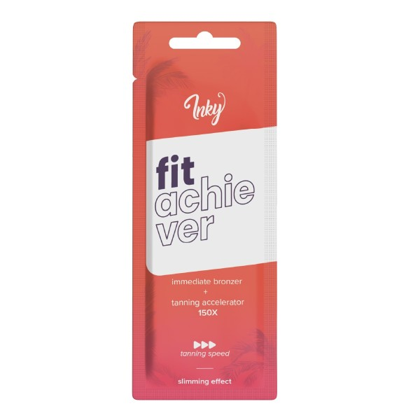 Inky Fit Achiever, 15 ml accelerator + immediate bronzer