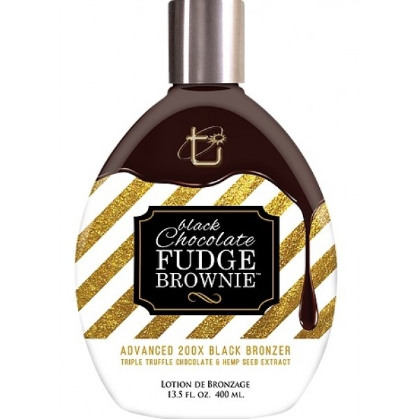 Brown Sugar Black Chocolate Fudge Brownie 400ml Bronzer
