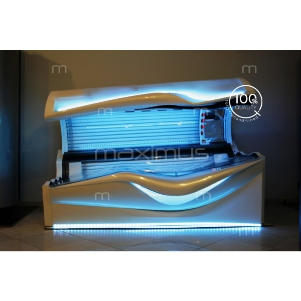 Sunbed Ergoline Avantgarde 600 Turbo Power White Led
