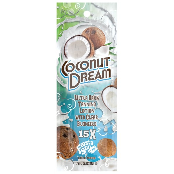 Fiesta Sun Coconut Dream 22ml Tanning lotion