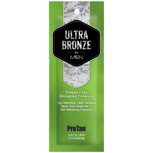 ProTan Ultra Bronze for Men 22ml Bronzer