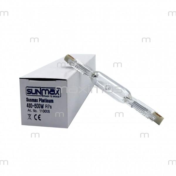 Sunmax Platinum 400-500W R7s Tanning lamp