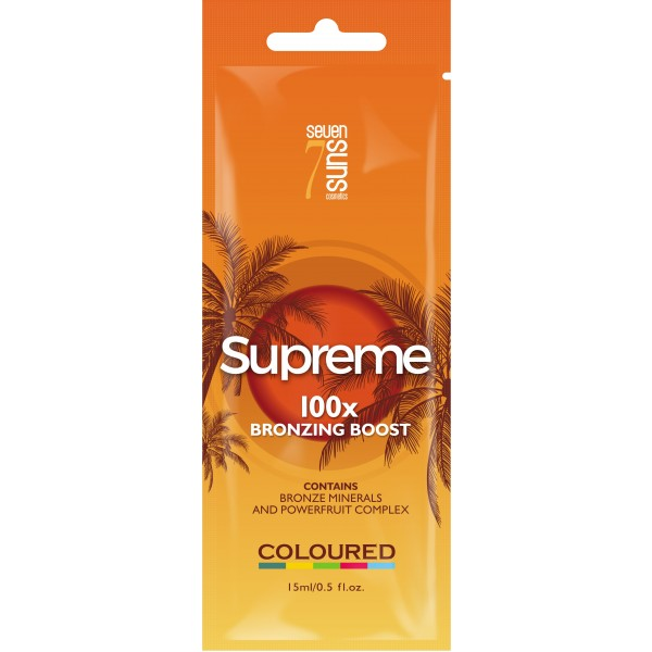 7suns Supreme 15ml Bronzer