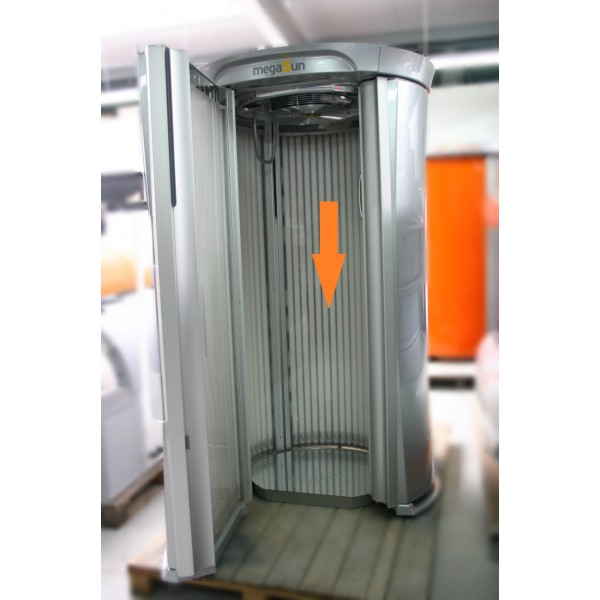 Front Acrylic megaSun T200/T230 (aquacool)
