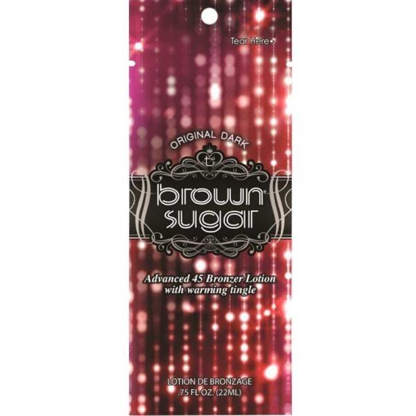 Original Dark Brown Sugar 22ml Bronzer