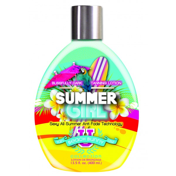 Tan Asz U Summer Girl 400ml Tanning lotion